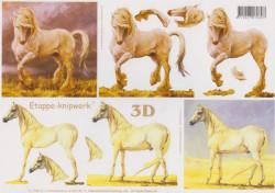 Le Suh knipvel paarden 4169142 (Locatie: 2745)