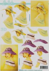 Le Suh knipvel vrouwen 4169676 (Locatie: 1246)