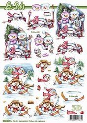 Le Suh knipvel winter 8215682 (Locatie: 4754)