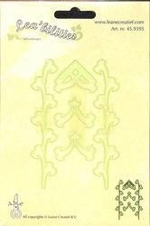 Leane Creatief Snijmal Classic border and corner 459395 (Locatie: A352)