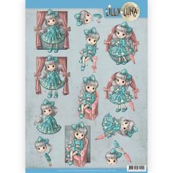 Lilly Luna knipvel CD11428 (Locatie: 2931)
