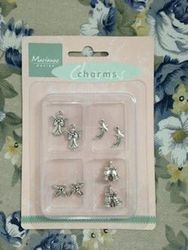 Marianne Design charms christmas JU0901 (Locatie: 1G )
