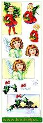 Marianne Design knipvel half A4 kerst 4017433 (Locatie: 4712)