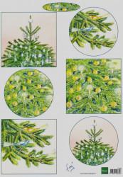 Marianne Design knipvel kerstmis IT598 (Locatie: 2818)