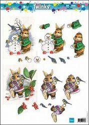 MD knipvel winter Twinky SON002 (Locatie: 4752)
