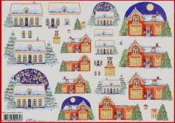 Mireille knipvel Kerst X407 (Locatie: 4440)