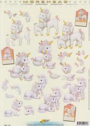 Morehead knipvel eenhoorns 11052-165 (Locatie: 0120)