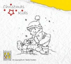 Nellie Snellen Christmas Kids present for you CK004 (Locatie: J503 )
