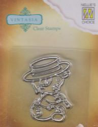 Nellie Snellen clear Stamps VINS003 (Locatie: nn268)