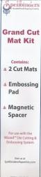 Spellbinders grand cut mat kit 35x7,5 cm W 026 (Locatie: 2Ri2 )
