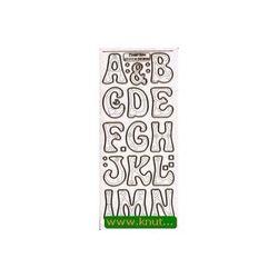 Starform sticker transparant zilver 3210 (Locatie: ZZ151)