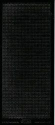 Starform zwart mozaiek 1038 (Locatie: T185 )