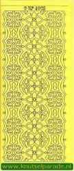 Sticker randjes geel nr. XP 6902 (Locatie: G137 )