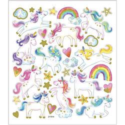 Stickervel eenhoorn 217014 (Locatie: KB)