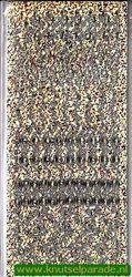 Stickervel holografisch zilver 61 5717 (Locatie: J314 )