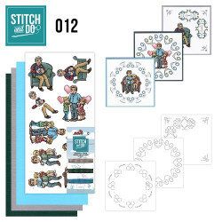 Stitch and Do 12 Vaderdag STD0012