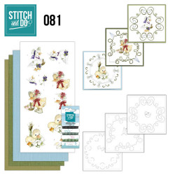 Stitch and Do 81 Voorjaarsdieren STDO081