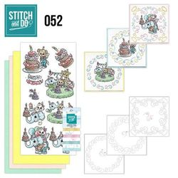 Stitch and Do Tods en Toddlers STDO052 (Locatie: 1RA5 )