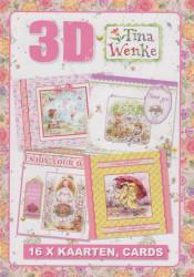Studio Light 3D boek Tina Wenke CHAR3DBOEK07 (Locatie: 1RA1)
