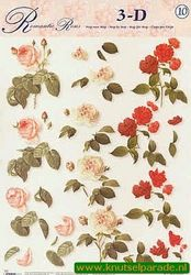 Studio Light knipvel bloemen STAPROSES10 (Locatie: 209)