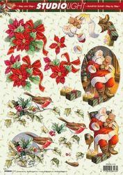 Studio light knipvel kerst stapsl 1174 (Locatie: 940)