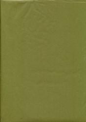 Tissuepapier legergroen 50 x 70 cm per vel