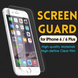 Протектор за екран за iPhone 6  с подарък кърпичка за почистване