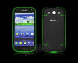 Уникални модерни светещи калъфчета за Samsung Galaxy S4 изображения