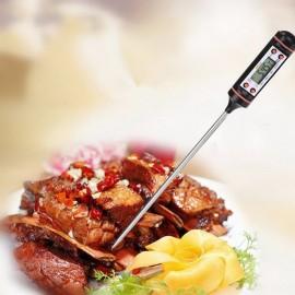 Термометър за храни и течности,  -50°С до +300°С, с памет изображения