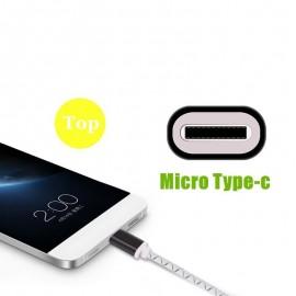 Цветен USB C  – USB кабел.