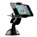 Универсална стойка за смартфон, навигация, gps за стъкло.