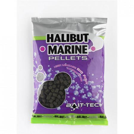 Bait-Tech HALIBUT MARINE PRE-DRILLED 14mm