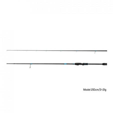 Lanseta Delphin Zandera 2,10m/3-21g