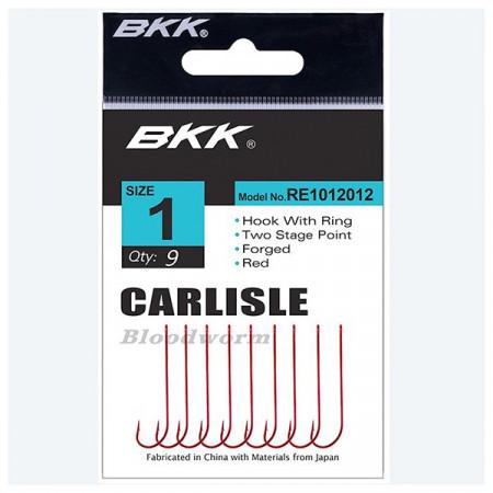 Carlige BKK Carlisle RE1012012 Nr.1/9 buc.