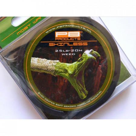 Fir Forfac cu camasa rigida PB Products Skinless Weed 25 Lb/20 m