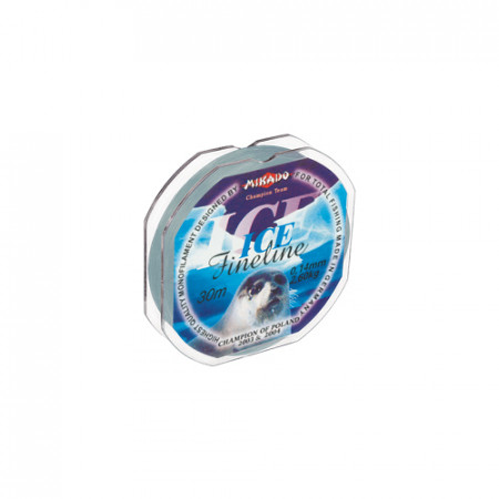 Fir Mikado Ice Fineline 0,12mm/2,10Kg/30m