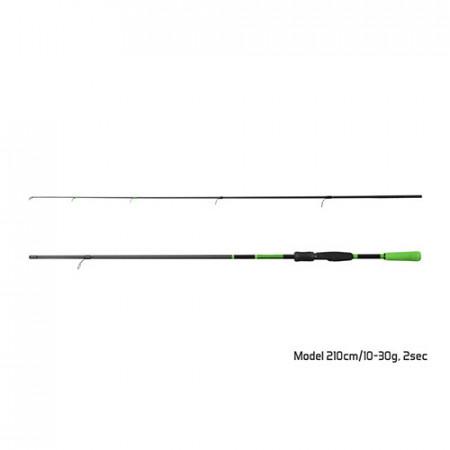Lanseta Delphin WASABI Spin 210cm/10-30g