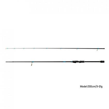 Lanseta Delphin Zandera 2,30m/3-21g