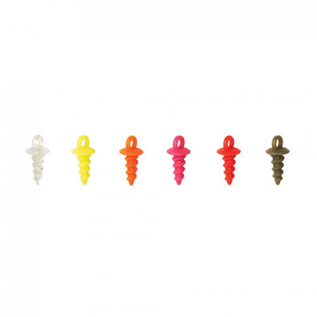 Pop-Up Pegs - Fluorescent Yellow