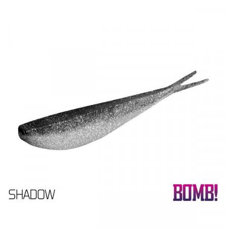 Shad Delphin BOMB! D-SHOT 10,5cm 5 buc./plic Shadow
