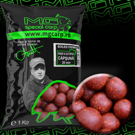 Boilies MG special carp Squid&Octopus Capsuna 20mm
