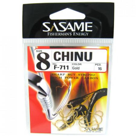 Carlig Sasame Chinu Gold Nr.8