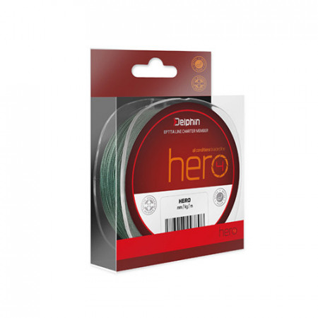 Fir textil FIN Hero 0,30mm/45lbs/117m