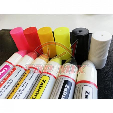 Marker fir Top Mix fluo roz