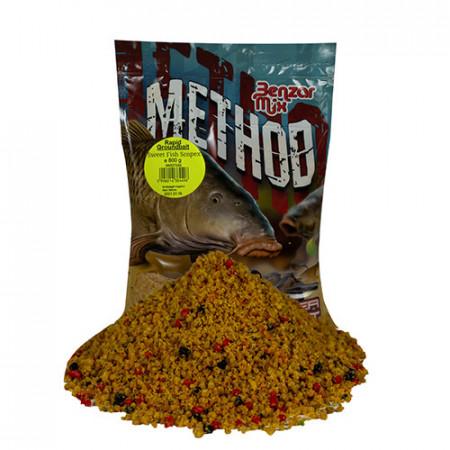 Nada Benzar Mix Ready Groundbait Fish-Scopex 800g