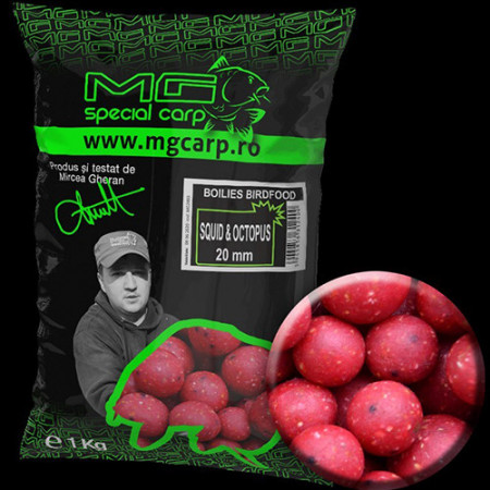 Boilies MG special carp Squid&Octopus 20mm