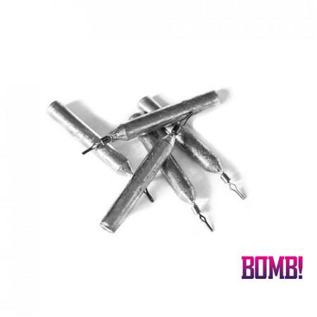 BOMB! Cilindru dropshot / 5buc 14g