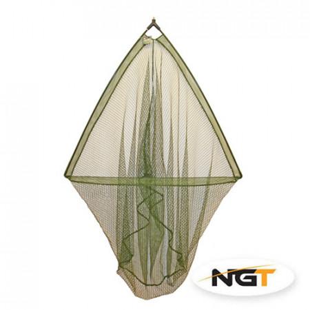Cap minciog NGT + conector din inox 80cm