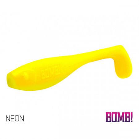 Shad Delphin Bomb Fatty 10cm 5 buc./plic NEON