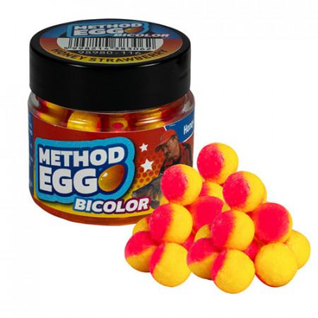 Benzar Mix Method Egg Bicolor miere-capsuni 8mm 30ml